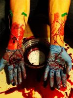 Ritual Blood Play (3 I.V) by TheChristOff