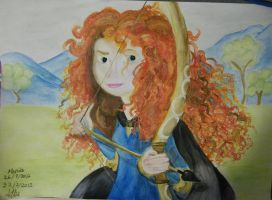 Merida by lauramichelle1995