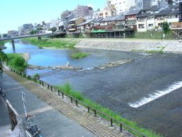 Kamogawa by Rea-the-squirrel