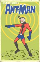 Ant Man by Hartter