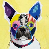 Pop Art Pup by Art--Monster