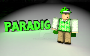 Paradig Wallpaper by Exoulos