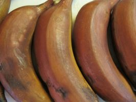 Red Bananas by Windthin