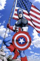 Captain AMERICA by KSowinski
