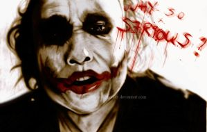 The Joker by Maulsypaulsy