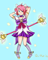 Star Guardian Lux by Euphism