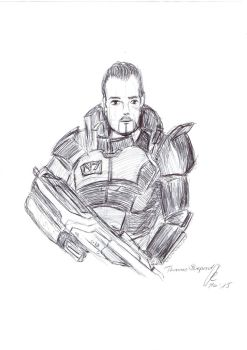 Thomas Shepard by Sushiprincess