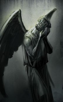 Weeping Angel by pungang
