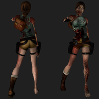TR1 Undead Classic by legendg85
