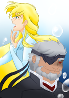 Daughter Of Air and Son Of Tides  by Charming-Manatee