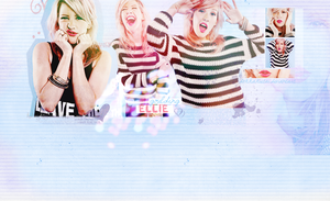 Ellie Goulding layout by dokkakietai