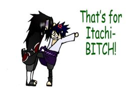 For Itachi by AsterUchiha