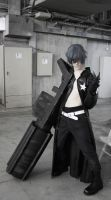 Black Rock Kaito Cosplay brs by varzam