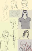 0314 sketchdump by neptuneclear