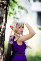 tsot cosplay - he is our Princess by signore-illusionista