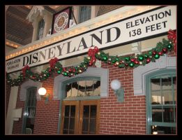 The Disneyland Holiday Limited by Lokotei