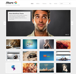Share WordPress Portfolio, Photography, Art Theme by wpexplorer