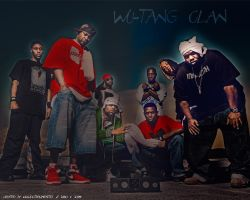 Wu-Tang Clan by piotrek147art