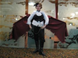 Steam Punk with Wings by Witts-End