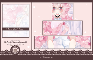 PRE-ORDER OPEN: Cafe Sweetheart Preview by Everglaves