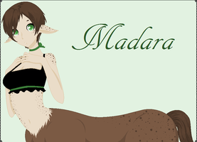 ~::Madara::~ by TheLoneShadow