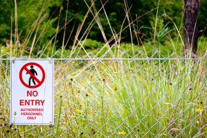 NO ENTRY by Pi-Productions