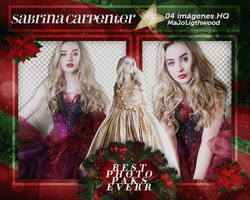 Pack Png 1508 - Sabrina Carpenter. by xbestphotopackseverr
