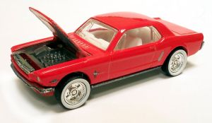 1965 Ford Mustang Hot Wheel by RDReed