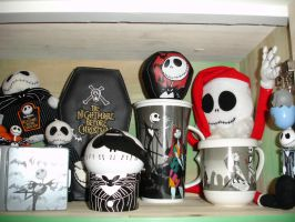 My skeleton Jack collection by BatPumpkin