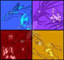 All Avatars by Sherenelle