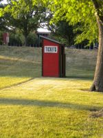 Ticketbooth by PCU-Stockage