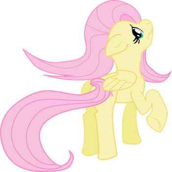 Oh Fluttershy. . . by thecarbonmaestro