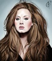 ADELE by danishman
