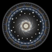 Fractal Coin_77 by BrotherNumsi