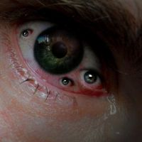 My eye by morgasmr