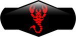 Scorpion Symbol by TheRedCrown