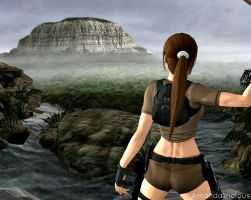 Tomb Raider Legend - Bolivia by AmandaVicious