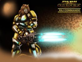 XILI COMMANDO by B9TRIBECA