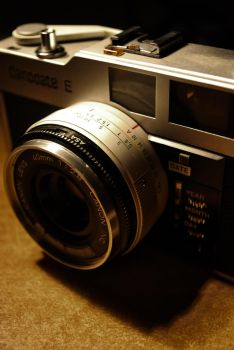 Old Camera by TheTaier
