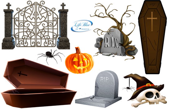 Halloween 3 - PNG by lifeblue