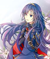 FE:A Lucina by camikawaii