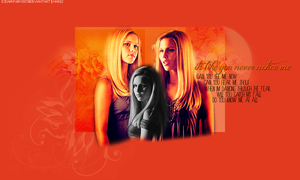 Rebekah Mikaelson - You Never Notice Me by DarkFairy007