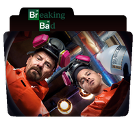 Breaking Bad Folder Icon by yotamam