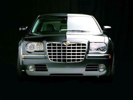 Front view DaimlerChrysler by puddlz