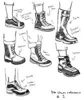 PM Shoes by ROSEL-D