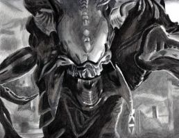 The Eyes of the Hydralisk by ECrystalica