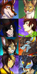 15 Dollar Icon Batch 2 by Majime