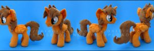 Plushie: Mystic - My Little Pony: FiM OC by Serenity-Sama