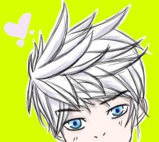 Jack Frost icon? by HyperHell164