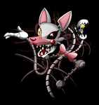 FNaF 2 - Foxy 2.0 (Mangle) by BlindSnipeFreeLancer